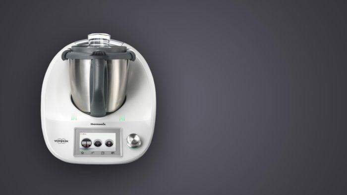 Máy nấu ăn thông minh Thermomix