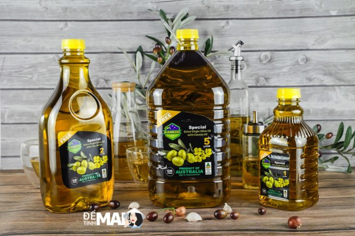 Dầu Kankoo Oliu hạt cải