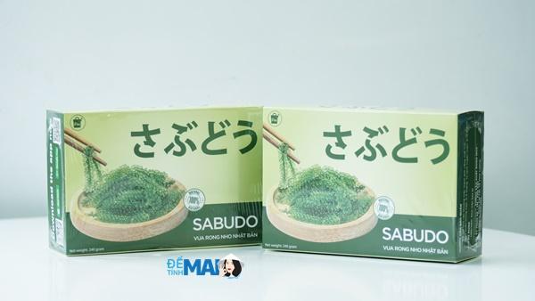 Rong nho Nhật Bản Sabudo
