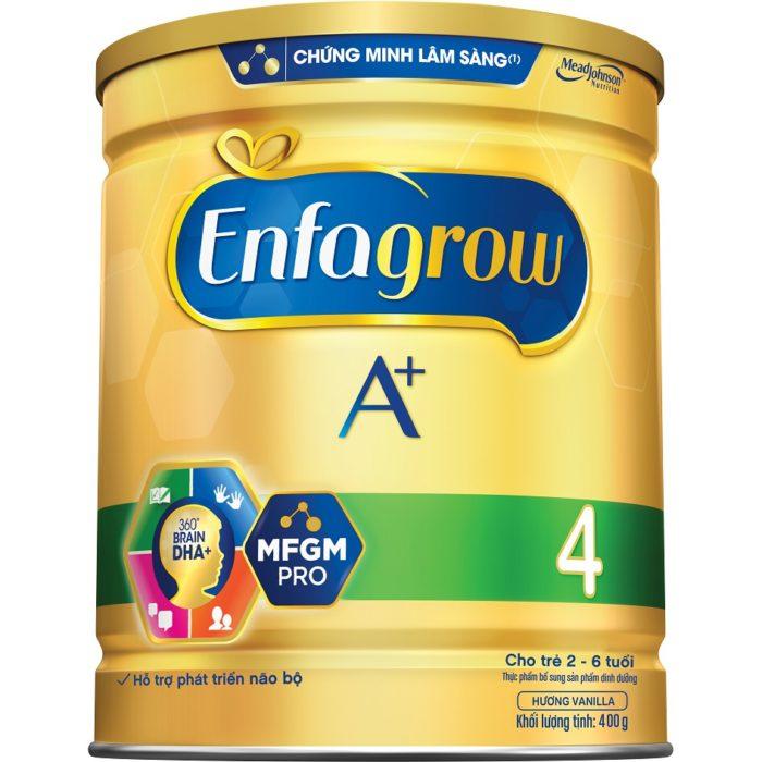 Sữa bột Enfagrow giá cực tốt trên Shopee hôm nay