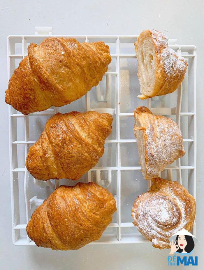 bánh sừng bò ngonn chuẩn Pháp