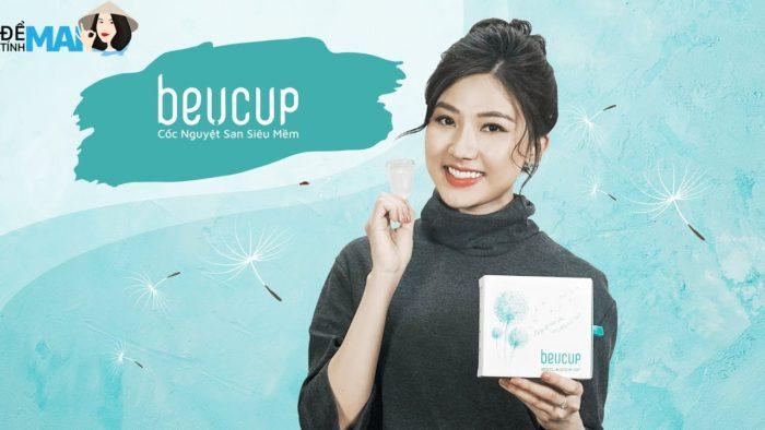 Mua cốc nguyệt san BeU Cup giá tốt nhất hôm nay