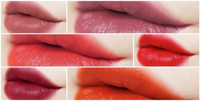 Son kem chocolate khử chì KYS: Đắm say vị ngọt đôi môi