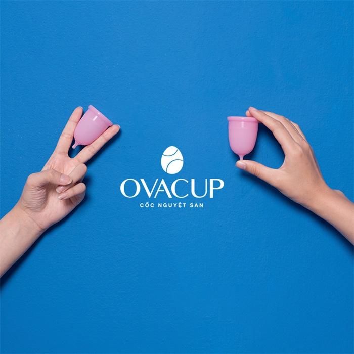 Review tất tần tật về cốc nguyệt san Ovacup - quẳng băng vệ sinh đi mà vui sống
