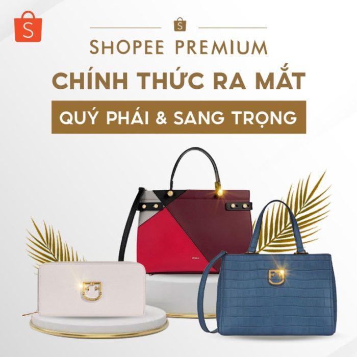 FURLA sale lớn nhân dịp ra mắt gian hàng trên Shopee Premium