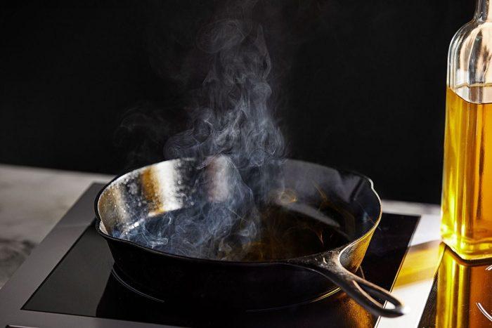 Điểm khói dầu ăn