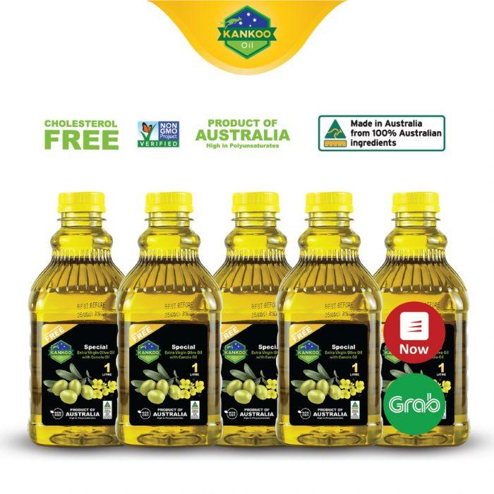 Dầu ăn Kankoo nhập khẩu Úc