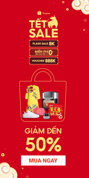 Shopee Sale Tết