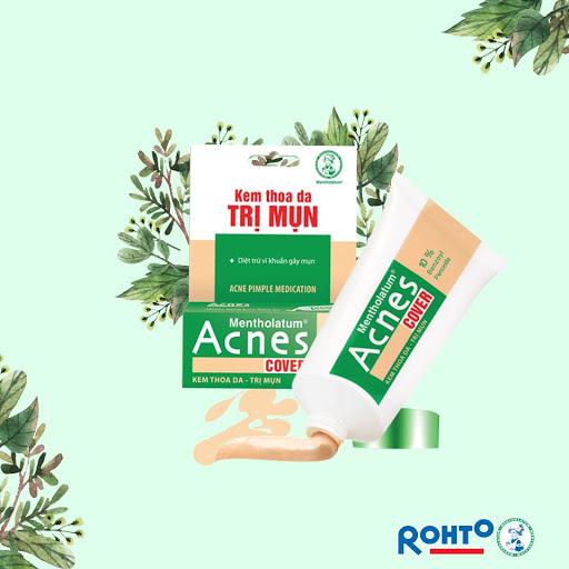 Top sản phẩm trị mụn thâm và sẹo của Acnes dành riêng cho tuổi dậy thì