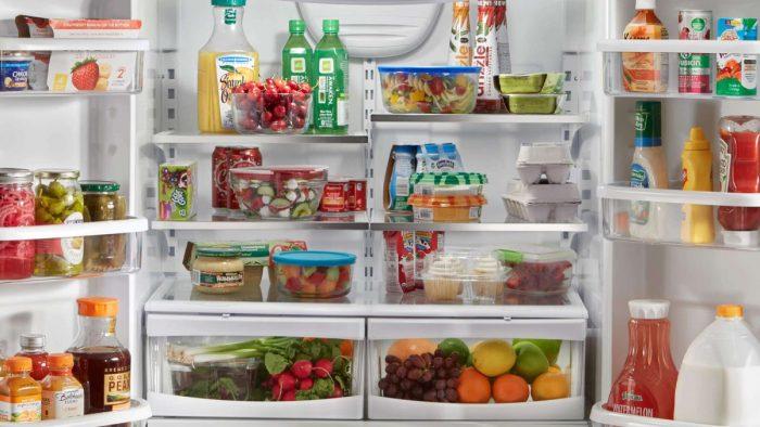 Tiện ích nhà bếp giúp tủ lạnh gọn gàng hơn