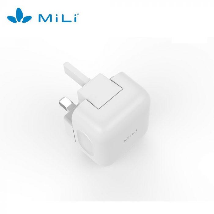 Bộ sạc chuyển đổi đa quốc gia MiLi Speedy HC-H18WE