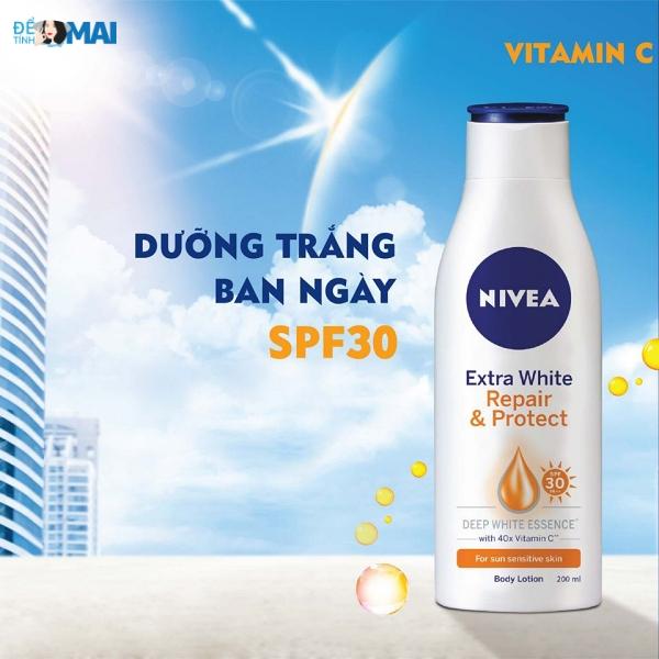 sua-duong-the-Nivea-Extra-White