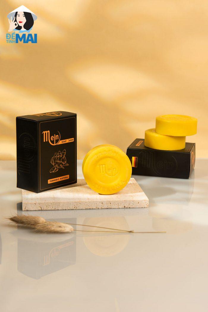 Xà phòng nghệ - sản phẩm không thể thiếu trong việc trị mụn, làm sáng da